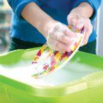 Thói quen sử dụng nước rửa chén bát gây hại cho sức khỏe