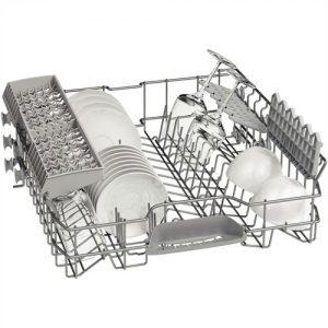 Hình ảnh minh họa Sắp xếp bát đĩa trong máy rửa bát