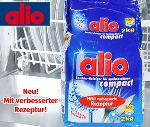Bột rửa bát Alio nhập khẩu được phân phối chính thức bởi ImP