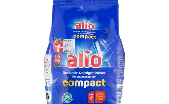 Bột rửa chén bát Alio 1.8 kg mẫu mới 2020