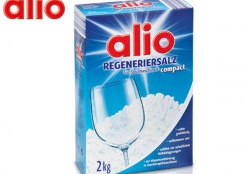 Muối rửa bát Alio 2kg phân phối chính thức bởi ImP