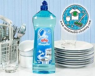 Nước làm bóng chén bát Alio 1000ml nhập khẩu được phân phối chính thức bởi ImP