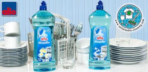 Nước làm bóng Alio 1000ml (chất trợ xả) nhập khẩu được phân phối chính thức bởi ImP
