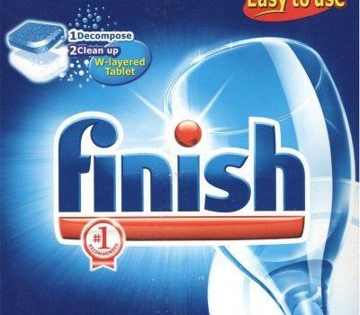 Viên rửa bát Finish ETU (Easy to use) 180 viên