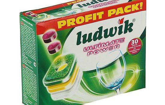 Viên rửa bát Ludwik Ultimate power