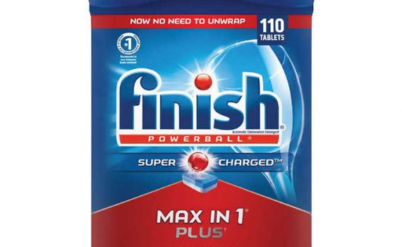 Viên rửa bát Finish max in one 1 plus nhập khẩu và phân phối chính thức bởi ImP Hà Nội