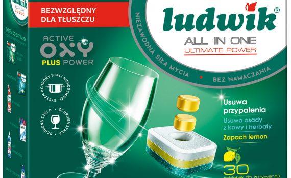 Viên rửa bát Ludwik all in one 30 viên - Nhập khẩu Ba Lan - ImP - Đơn vị phân phối sản phẩm viên rửa bát Ludwik tại việt Nam