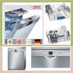 Một số chương trình rửa cơ bản trên máy rửa bát Bosch