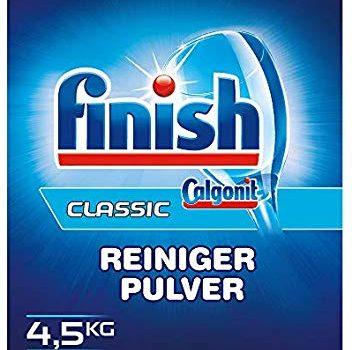 Bột rửa bát Finish Classic 4.5kg