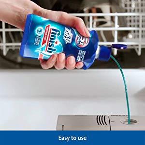 Cách sử dụng nước làm bóng Finish Jet Dry