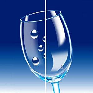 Khả năng chống đọng nước của nước làm bóng Finish Jet Dry