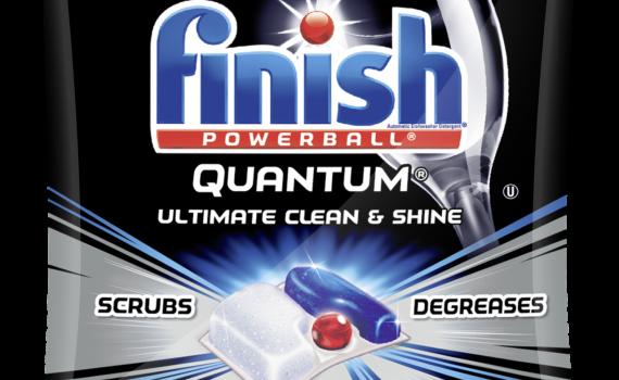 Viên rửa bát Finish Quantum Ultimate nhập khẩu Mỹ