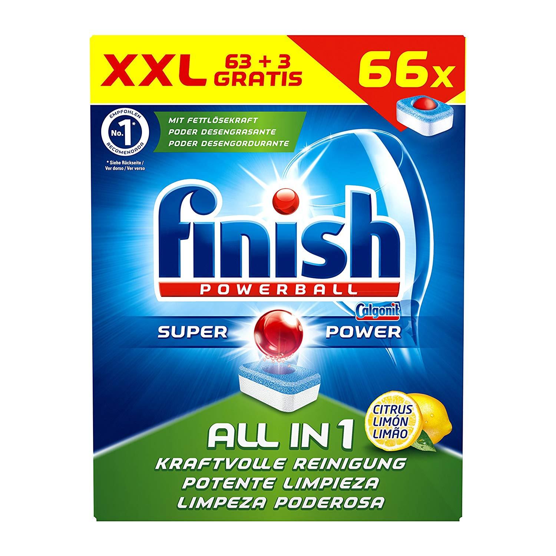 Viên rửa bát Finish All in one 1
