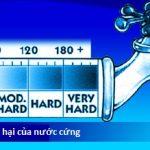 Sự khác biệt giữa nước cứng và nước mềm