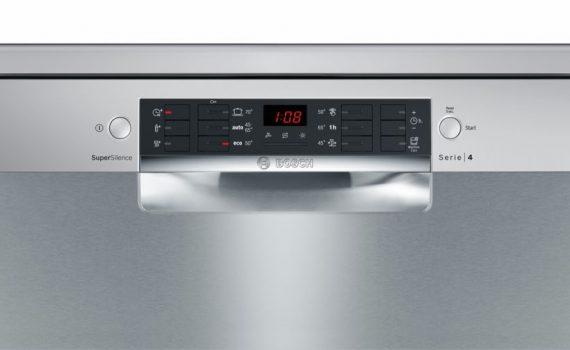 Bảng điều khiển máy rửa bát Bosch Seri 4