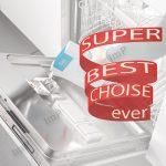 Lựa chọn viên rửa chén bát tốt nhất cho máy rửa bát