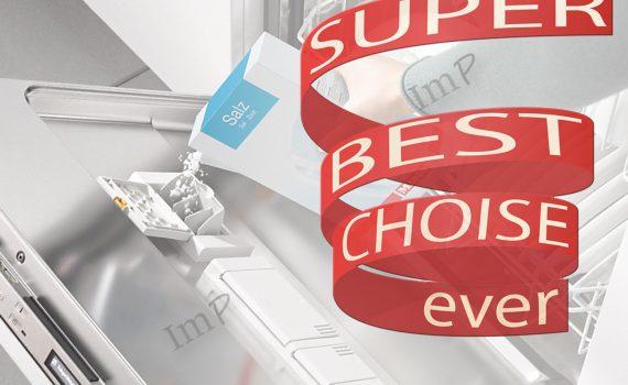 Lựa chọn viên rửa chén bát tốt nhất tại ImP hàng chính hãng